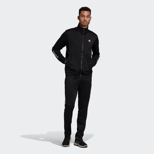 adidas Performance Trainingsanzug »FABRIC MIX« (Set, 2-tlg)