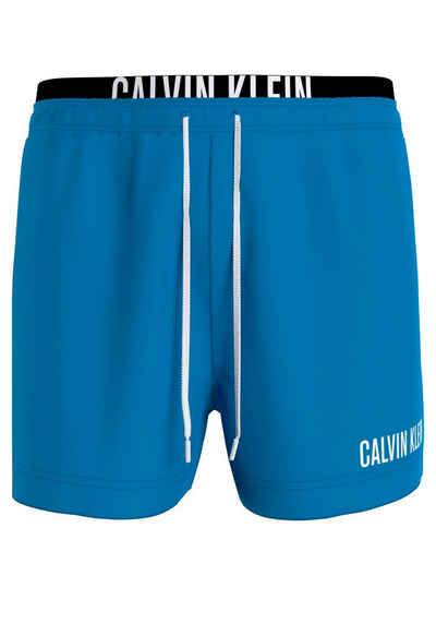 Calvin Klein Badeshorts, mit doppeltem Bund
