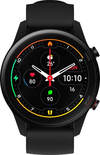 Xiaomi Mi Watch Smartwatch (1,39 Zoll, Proprietär)