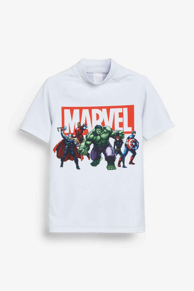Next Rash Guard »Lizenziertes Rashie-Shirt« (1-tlg)