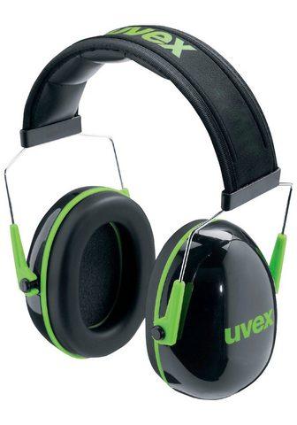 Uvex Kapselgehörschutz »K1« grün