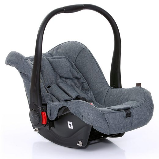 ABC Design Babyschale »Hazel - Mountain«, 3.4 kg, (1-tlg), Gruppe 0+ Baby Autositz - ab Geburt bis 13 kg