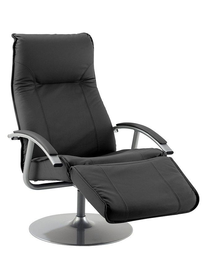Leder-Relaxer in ca. 105/69/80 cm