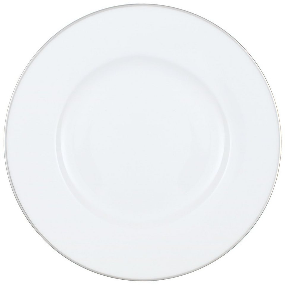 VILLEROY & BOCH Frühstücksteller »Anmut Platinum No.1« in Dekoriert
