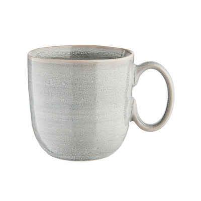BUTLERS Tasse »MANOR 4x Tasse 450ml«, Steinzeug