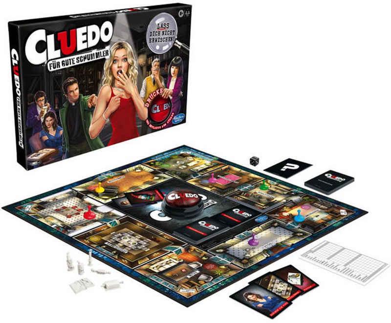 Hasbro Spiel, Gesellschaftsspiel »Cluedo für gute Schummler«, Made in Germany