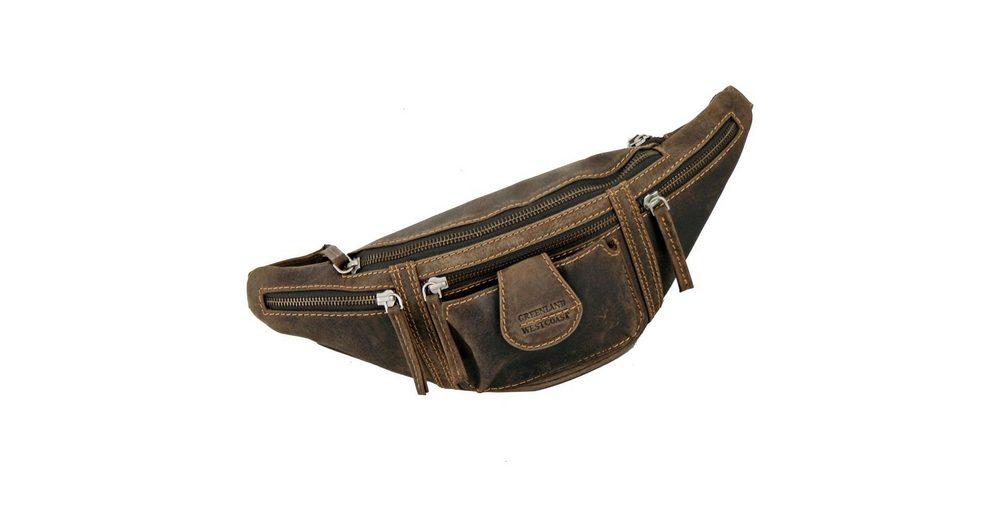 100% Original Günstig Online Billig Zuverlässig GREENLAND Westcoast Gürteltasche Leder 36 cm Mit Mastercard Günstig Online iPlK7Grs