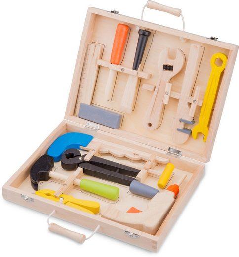 New Classic Toys® Spielwerkzeugkoffer, (Set, 12-tlg)