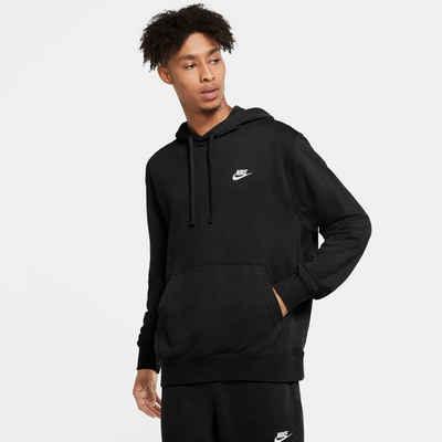 Nike Sportswear Kapuzensweatshirt »Club Hoodie Pullover French terry Men's Pullover Hoodie«