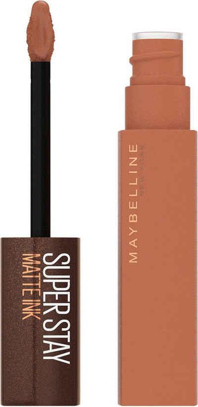 MAYBELLINE NEW YORK Lippenstift »Super Stay Matte Ink«