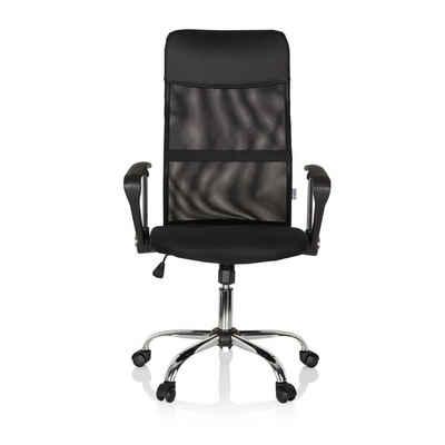 hjh OFFICE Drehstuhl »hjh OFFICE Home Office Chefsessel PURE NET«