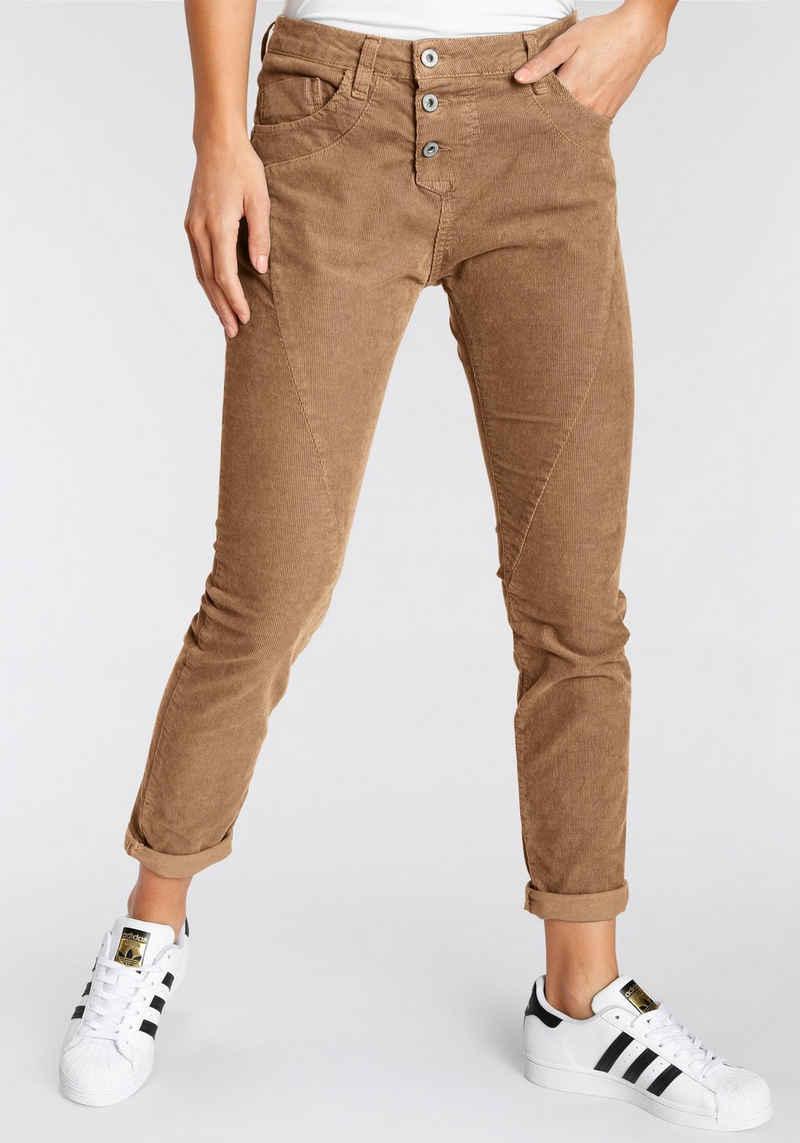 Please Jeans Cordhose »P 78A« im Vintage-Look