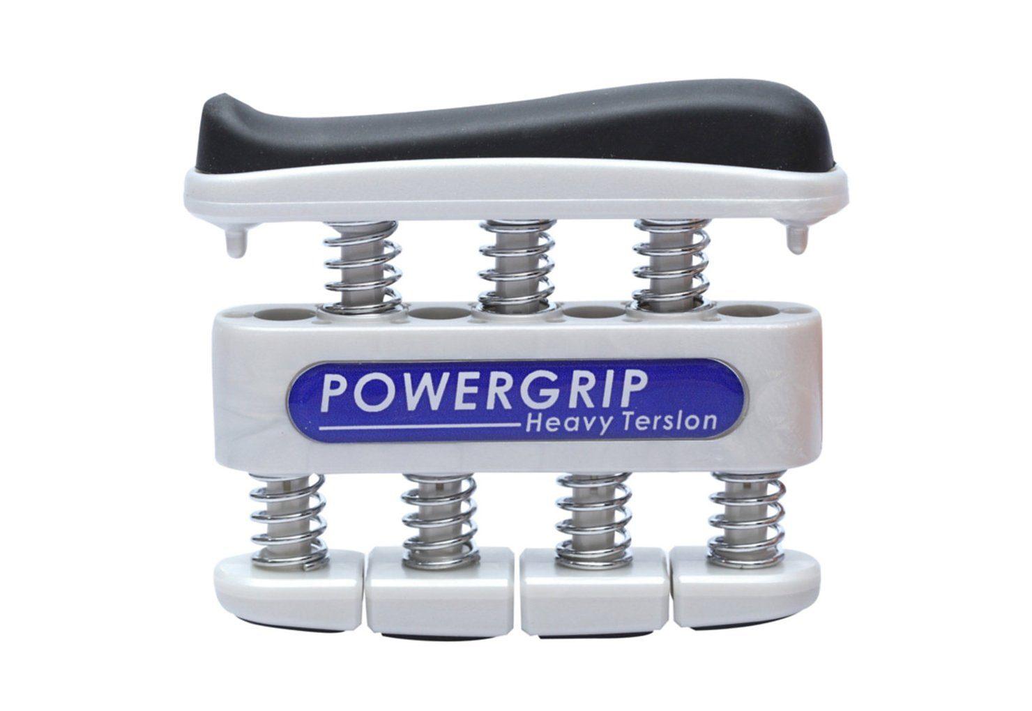 Handtrainer, Spartan, »Power Handgrip«, silber-schwarz