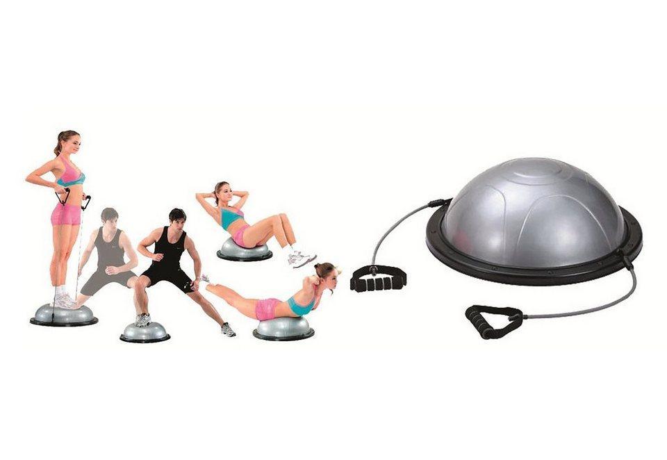 Balance Trainer, Spartan, silber-schwarz in silber-schwarz