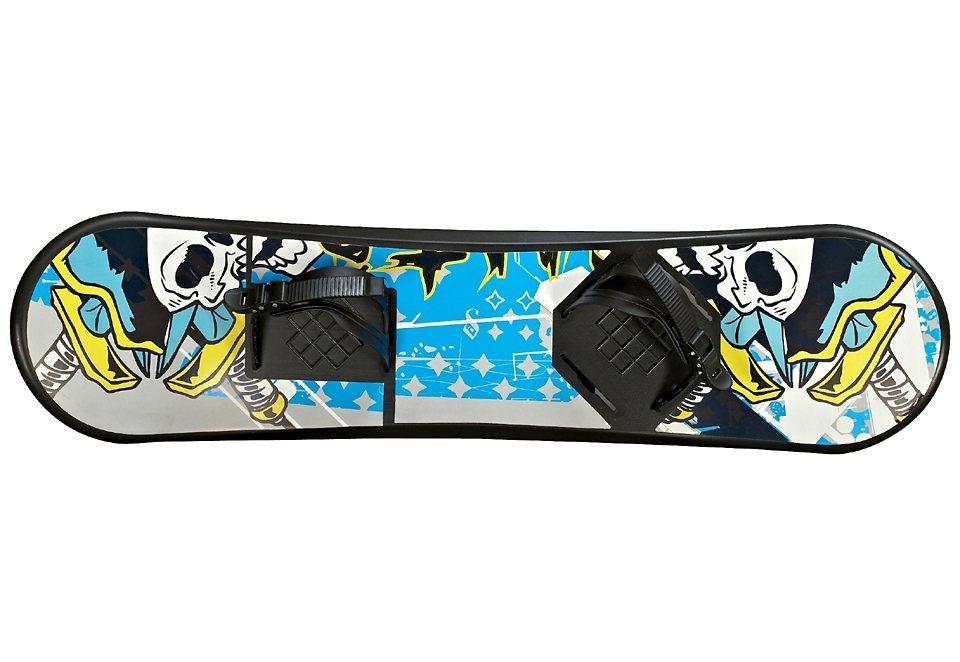 Kinder- Snowboard, Spartan, »Snowboard Junior 95 cm« in schwarz-bunt