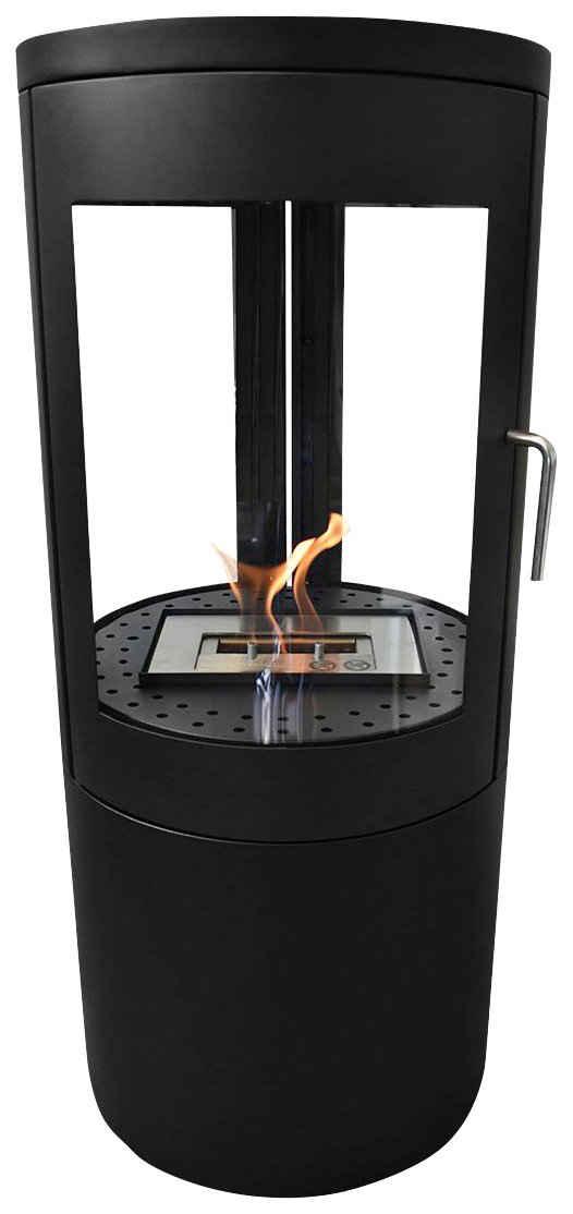 GLOW FIRE Echtfeuer-Dekokamin »Nordkapp«