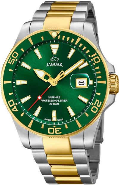 Jaguar Schweizer Uhr »Executive, J863/B«