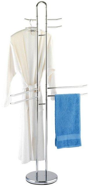 Kleiderständer und Garderobenständer - WENKO Kleiderständer »Palermo«, Höhe 168cm  - Onlineshop OTTO
