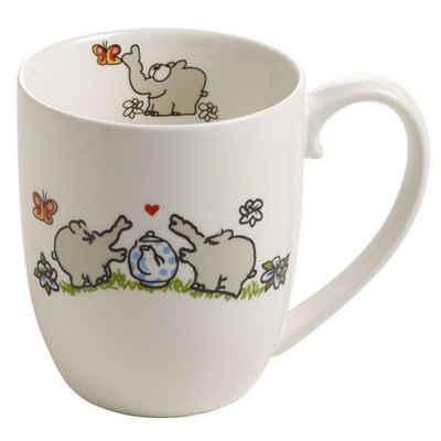 Ritzenhoff Tasse »Ritzenhoff Kaffeebecher - Ottifanten mit Kanne«