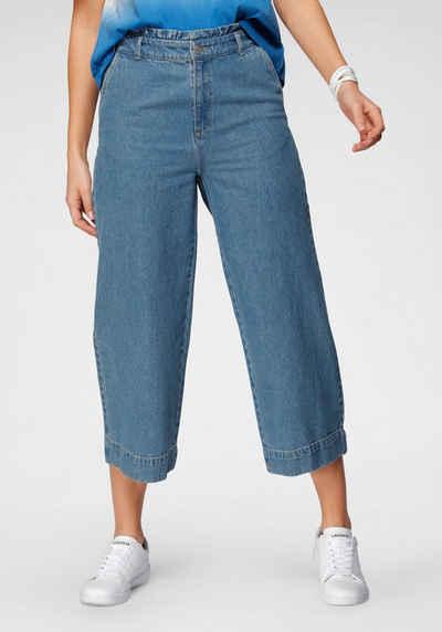 TOM TAILOR Denim 7/8-Jeans im Culotte-Fit