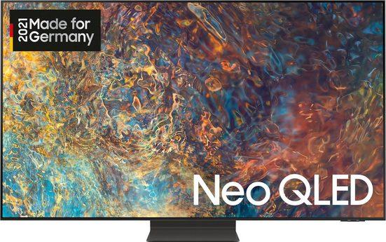 Samsung Premium GQ55QN91AAT QLED-Fernseher (138 cm/55 Zoll, 4K Ultra HD, Smart-TV)