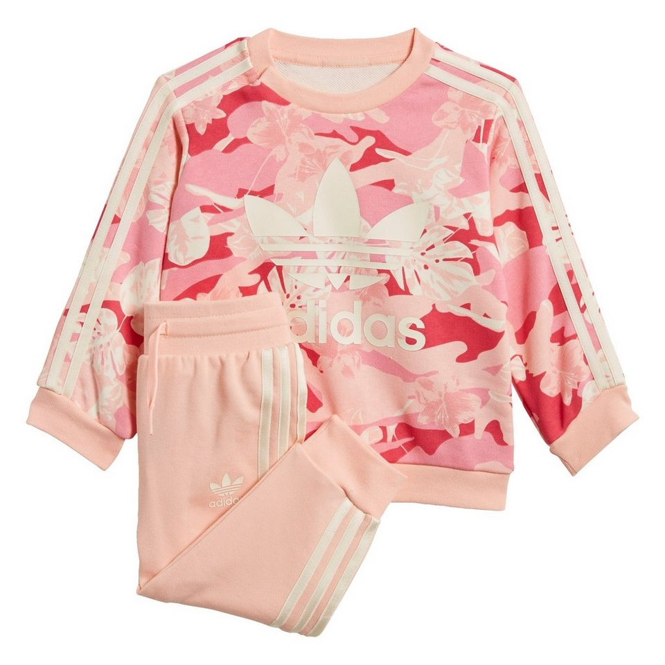 adidas Originals Baby Trainingsanzug »Sweatshirt-Set«