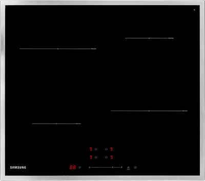 Samsung Induktions-Kochfeld NZ64T3707C1, 9 Leistungsstufen + Booster