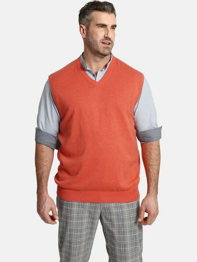 Charles Colby Pullunder »EARL HAIN« klassisches Basic, Comfort Fit