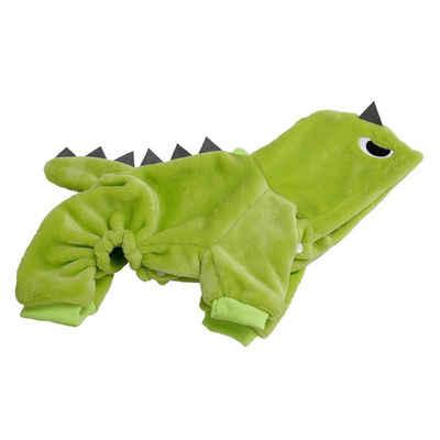 Rosnek Hundekostüm »Dinosaurier,Winter Overall,Halloween Weihnachten«, in verschiedenen Größen