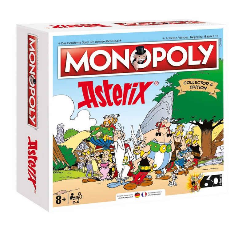Winning Moves Spiel, Brettspiel »Monopoly Asterix und Obelix Collector's Edition«, deutsch / französisch