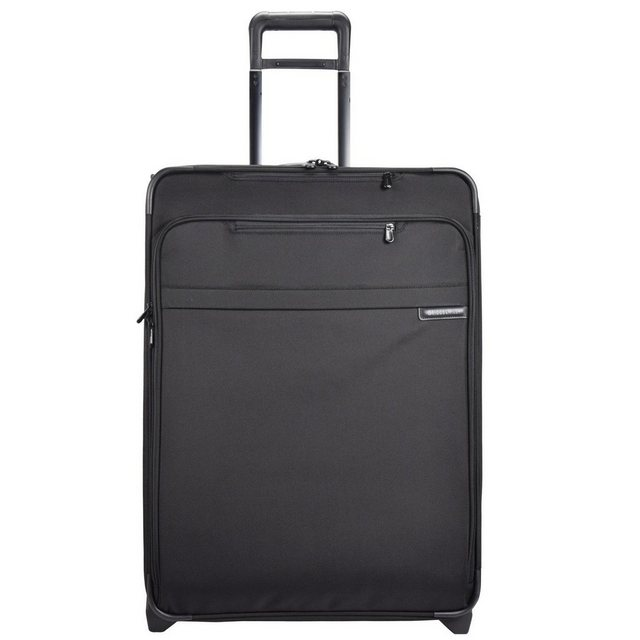 Briggs&Riley Baseline 2-Rollen Trolley 63 cm | Taschen > Koffer & Trolleys > Trolleys | Schwarz | Briggs&Riley