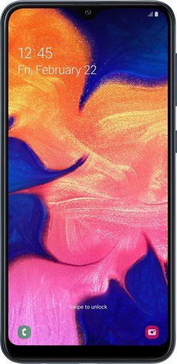 Samsung Galaxy A10 Smartphone (15,8 cm/6,2 Zoll, 32 GB Speicherplatz, 13 MP Kamera, 3 Jahre Garantie)