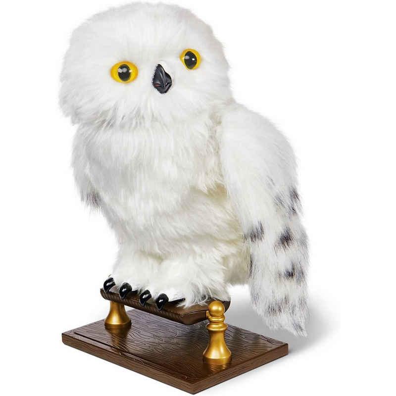Spin Master Plüschfigur »Wizarding World - Hedwig - Interaktive Eule«