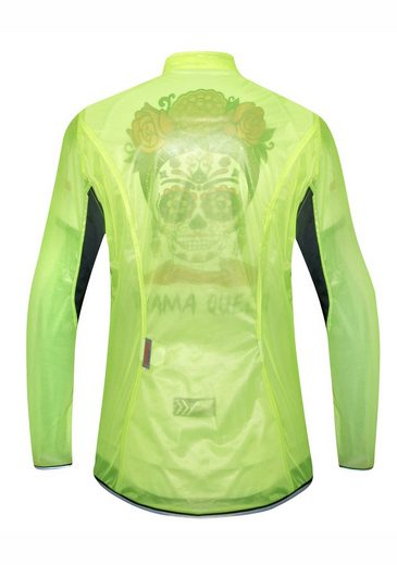 prolog cycling wear Regenjacke in transparenter Optik