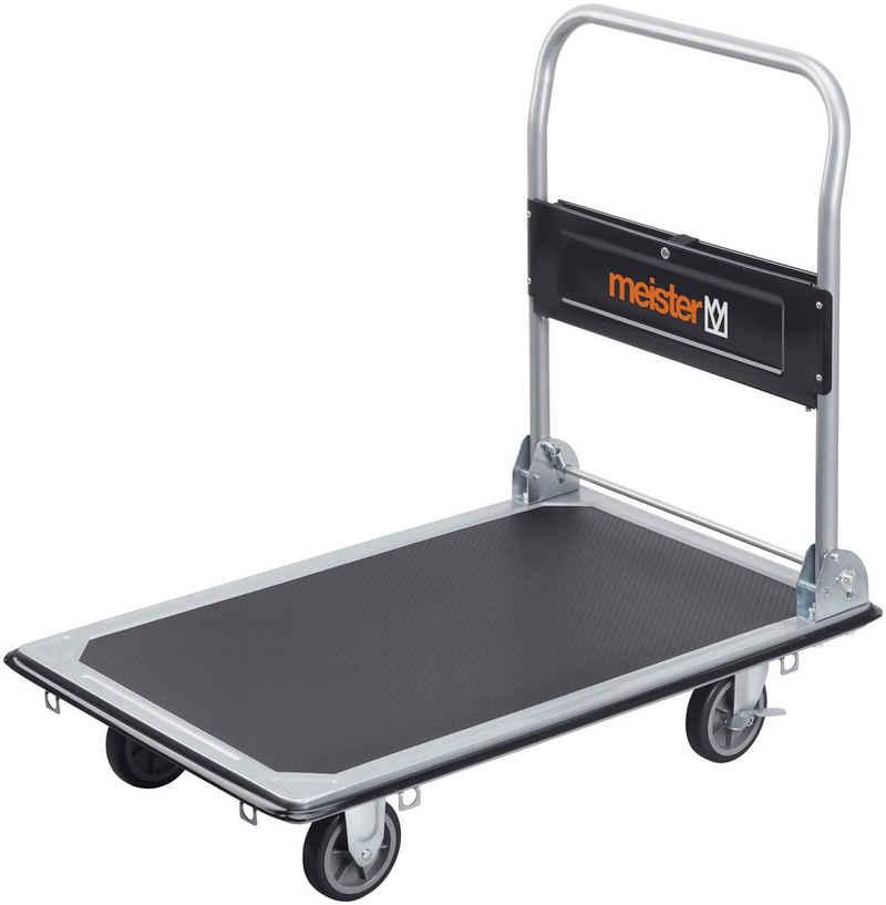 meister Transportwagen, Plattform, bis zu 300 kg Tragkraft