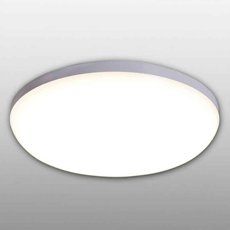 näve LED Deckenleuchte »Garda«, LED Deckenlampe