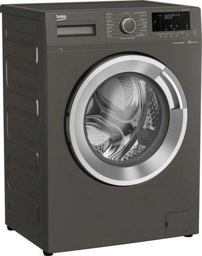 BEKO Waschmaschine WML71463PTEMG1, 7 kg, 1400 U/min
