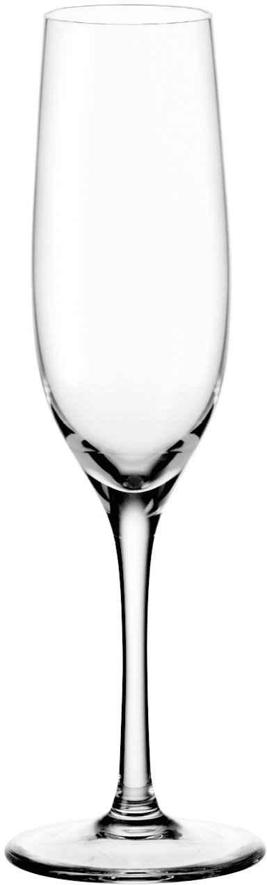 LEONARDO Sektglas »Ciao+«, Glas, 190 ml, 6-teilig
