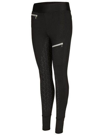 BUSSE Reiterhose »BUSSE Reit-Tights PERFECT-FIT TEENS«