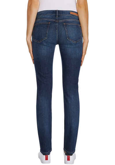 Tommy Hilfiger Slim-fit-Jeans »HERITAGE MILAN SLIM LW« mit Tommy Hilfiger Logo-Badge