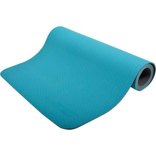 Schildkröt-Fitness Yogamatte »Yogamatte 4mm, blau«