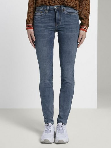 TOM TAILOR Denim Skinny-fit-Jeans »Nela Extra Skinny Jeans«