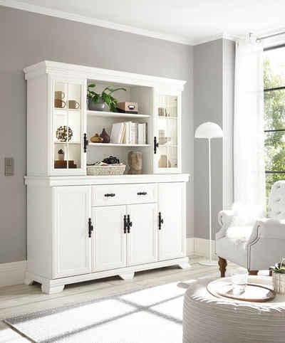 Home affaire Buffet »Royal« exclusiv Design im Landhausstil