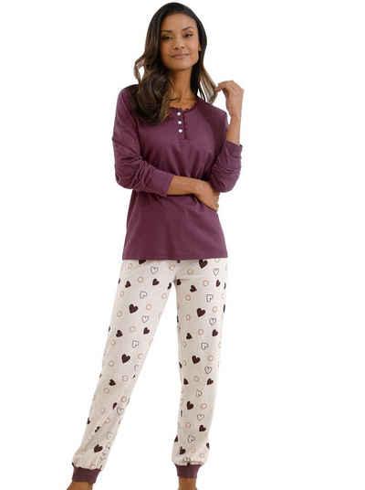 wäschepur Pyjamaoberteil