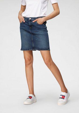 Tommy Jeans Tommy Džinsai Jeansrock »CLASSIC Džins...