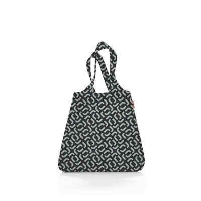 REISENTHEL® Tragetasche »mini maxi shopper Signature Black 15 L«