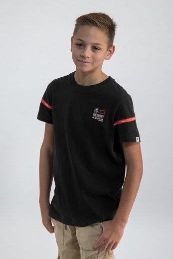 Garcia T-Shirt mit Rückenaufdruck