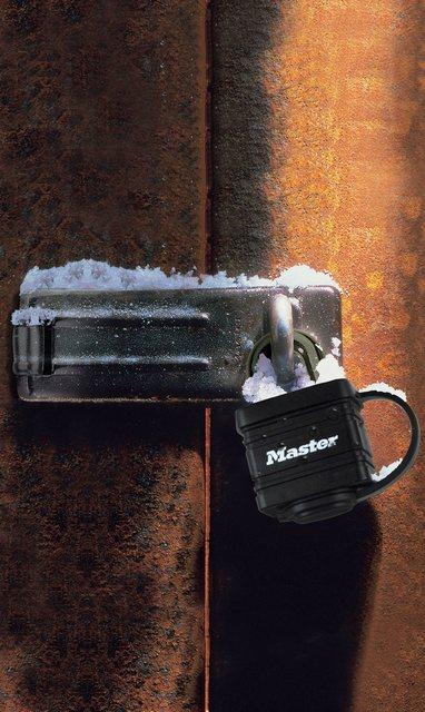 Master Lock Vorhängeschloss, Sicherheitsklasse 5, (Set, 2-tlg)