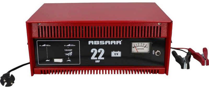 Absaar Autobatterie-Ladegerät (22000 mA)