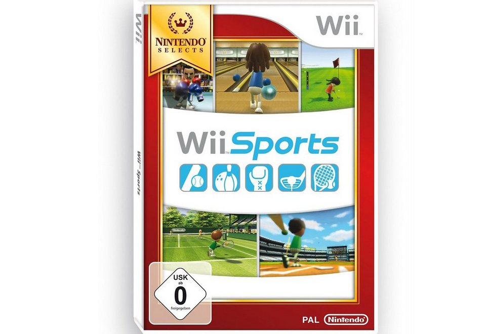 »Nintendo Selects - Wii Sports«